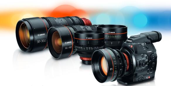 Canon EOS Cinema Lens