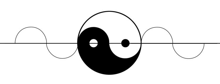 Sine Yin Yang