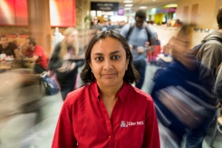Sudha Ram, a professor of management information systems, directs the UA's INSITE, a center that focuses on harnessing the power of big data to help businesses and organizations make better-informed decisions.